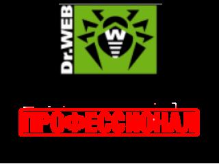 """""""Профессионал"""" и Dr.WEB: еще один год партнерства - продление авторизации на 2018-2019 годы!"""