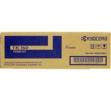 Тонер-картридж Kyocera TK-160 для FS-1120D/DN/P2035d, 2500 стр (1T02LY0NL0)
