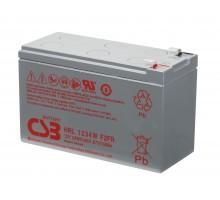Аккумуляторная батарея CSB HRL1234W (12В 34Вт/Эл)