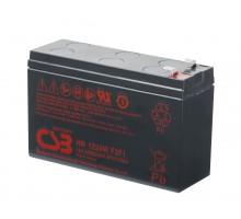 Аккумуляторная батарея CSB HR1224W (12В 24Вт/Эл)