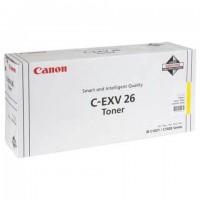 Тонер CANON C-EXV26 Y для iRC 1021i,  желтый/ yellow (1657B006)