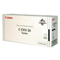 Тонер CANON С-EXV26 Bk для iRC 1021i, черный (1660B006)