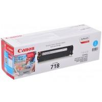 Картридж 718 голубой/cyan для Canon LBP7200Cdn, LBP7210Cdn, LBP7660Cdn, LBP7680Cx, MF8330Cdn, MF8340Cdn, MF8350Cdn, MF8360Cdn, MF8380Cdw (2661B002)