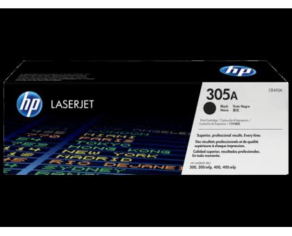 Картридж HP 305A для Color LaserJet Pro M351/M451/MFP M375/MFP M475, черный (CE410A)
