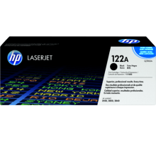 Картридж HP 122A для Color LaserJet 2550/2820/2840, черный (Q3960A)
