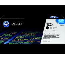 Картридж HP 122A для Color LaserJet 2550/2820/2840, черный (Q3960A)