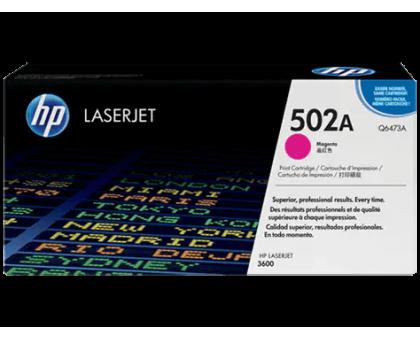 Картридж HP для принтера Color LJ 3600/3600n/3600dn пурпурный/magenta (Q6473A)