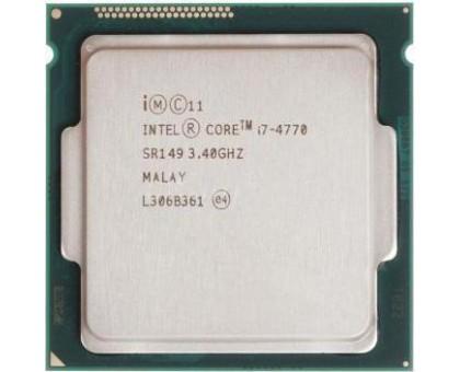 Процессор Intel Core i7 X4 4770 (3.40GHz, 8MB, 84W, S1150) OEM (CM8064601464303SR149)