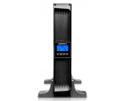 Источник бесперебойного питания IPPON Smart Winner 1500VA/1350W, напольный/монтаж в стойку, Line-Interactive, черный (678358)