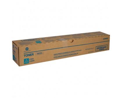 Тонер-картридж Konica Minolta TN-512C для bizhub C454/C554 голубой/cyan (A33K452)