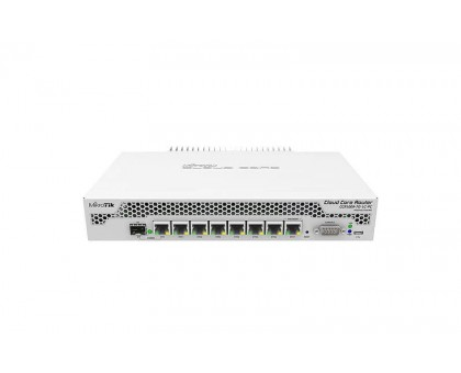 Маршрутизатор Mikrotik Cloud Core Router CCR1009-7G-1C-PC