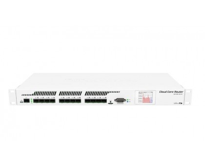 Маршрутизатор Mikrotik Cloud Core Router CCR1016-12S-1S+