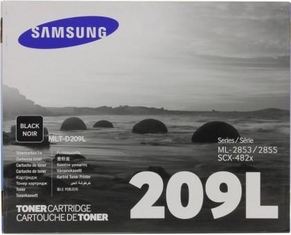 Картридж Samsung черный для SCX-4824FN, SCX-4828FN, ML-2855ND, повышенной емкости - 5 000 страниц (MLT-D209L)