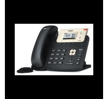 Телефон Yealink SIP-T21P E2 (SIP-телефон, 2 линии, PoE)