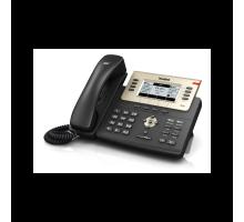 Телефон Yealink SIP-T27G (SIP-телефон, 6 линий, Opus, BLF, PoE, USB, GigE)