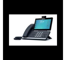 """Видеотелефон Yealink SIP-T58V (Android OS 5.1.1, 720p@30fps, цветной сенсорный дисплей 7"""", 16 аккаунтов)"""