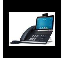 """Видеотелефон Yealink SIP VP-T49G (1080p@30fps, цветной 8"""" сенсорный экран, 16 аккаунтов)"""