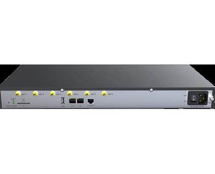 IP-АТС Yeastar S300 (до 300 (расш. до 400-500) абонентов, до 60 (расш. до 90-120) одновременных звонков, поддержка FXO, FXS, GSM, BRI, запись разговоров)