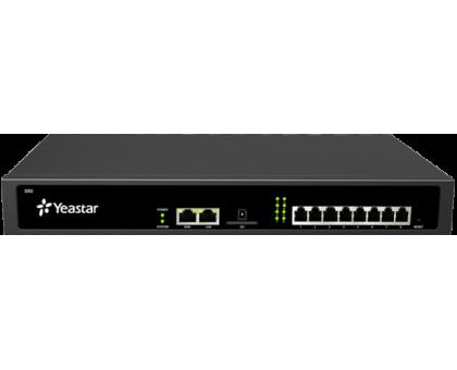 IP-АТС Yeastar S50 (до 50 абонентов, до 25 одновременных звонков, поддержка FXO, FXS, GSM, BRI, запись разговоров)
