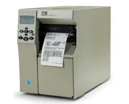 Принтер Zebra 105SLPlus; 203dpi, Int 10/100, b/g Print Server (102-8KE-00000)